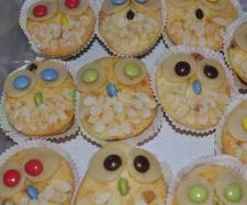 Rezept Eulen-Muffins (Finessen 5/2013) von Missy Freckles - Rezept der Kategorie Backen süß