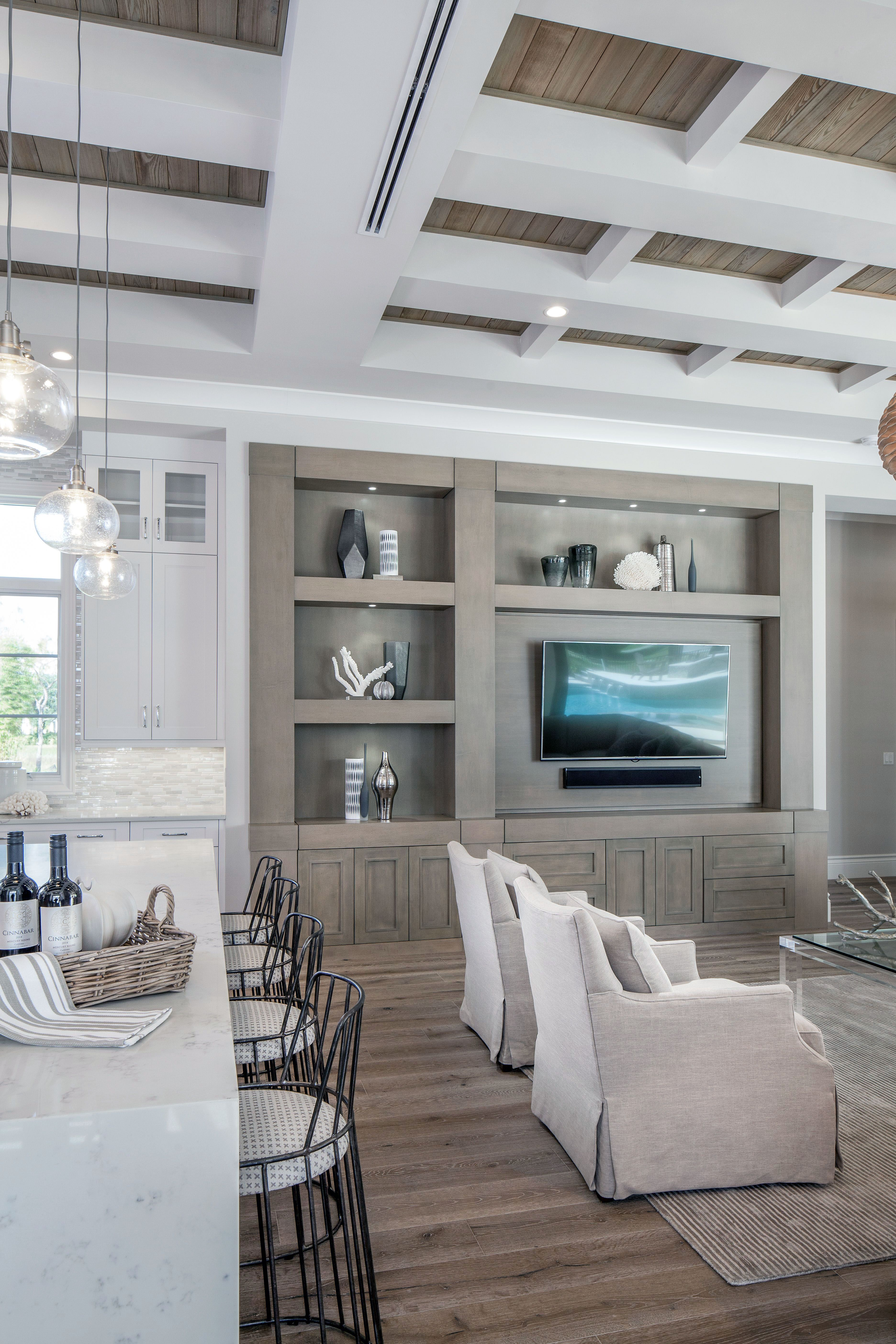Open Concept Kitchens And Living Spaces With Flow With Images
