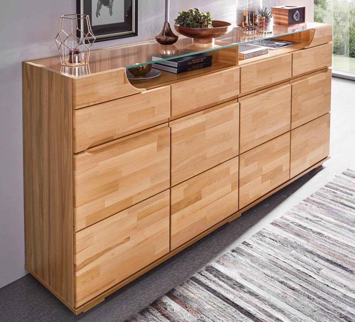 Sideboard 200 Cm Breit Holz