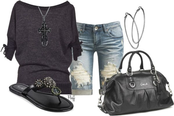 """""""fin"""" by fluffof5 ❤ liked on Polyvore"""