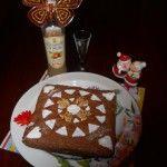 la mia torta cioccolato e noci !!!!!!!!!!!!!!!