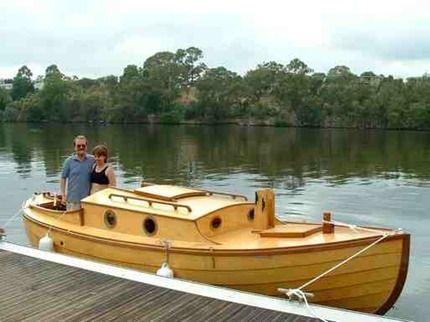 eunmara | Eun Mara Gallery | Welcome to Alistego.com | Folkboat Design | Canoe boat, Wooden ...