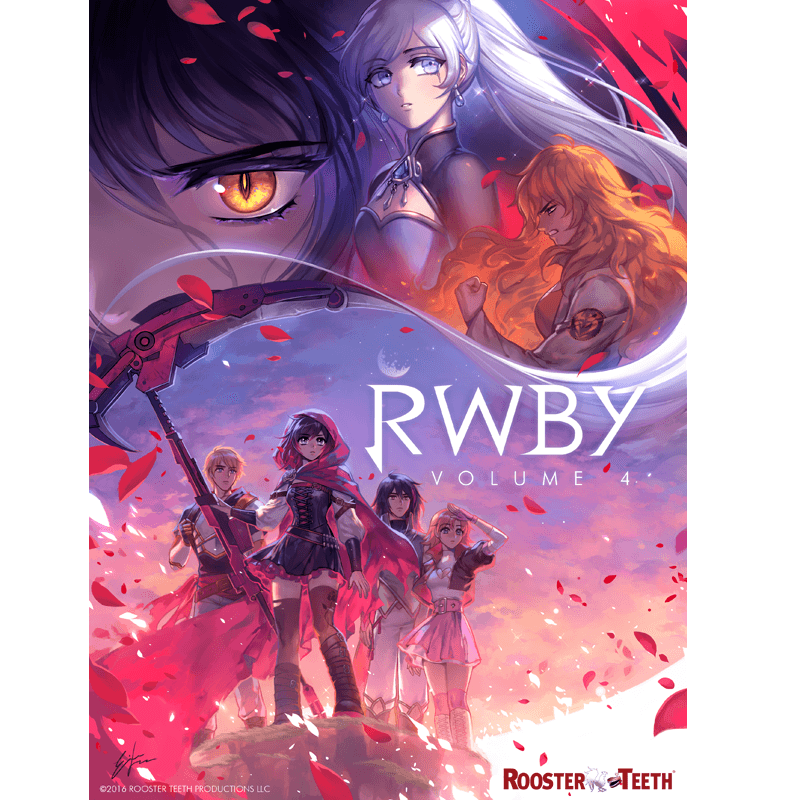 RWBY Volume 4 Poster - 24