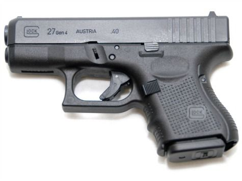 Beyond 9mm: Concealed Carry in .40 and .45 | Guns | Pinterest ...