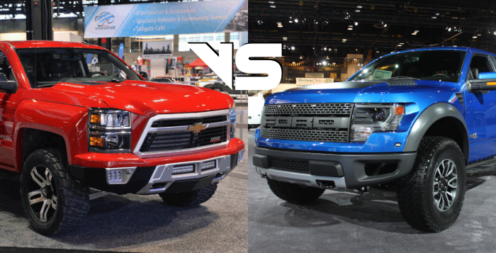 Chevy Reaper Vs Ford Raptor Chevy Reaper Ford Raptor Chevy