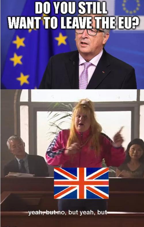 Brexit Brexit Humour Corny Jokes Political Satire