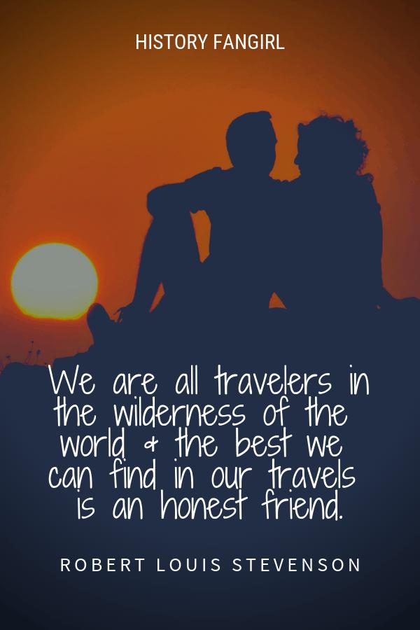 250 Inspirational Travel Quotes & Travel Instagram ...