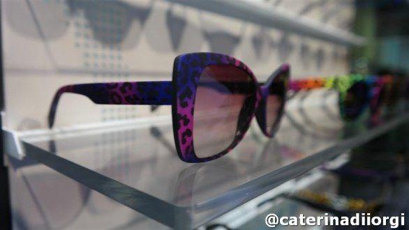 Mido Milano 2014: Italia Independent, gli occhiali da sole e da vista PE 2014, tutte le foto