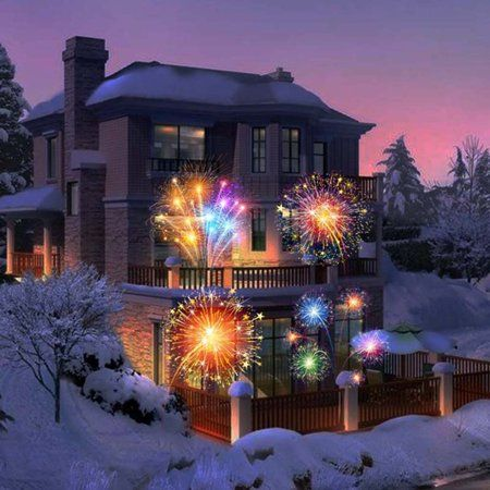 Facetosuns, Led Light Projector Waterproof Holiday Decoration