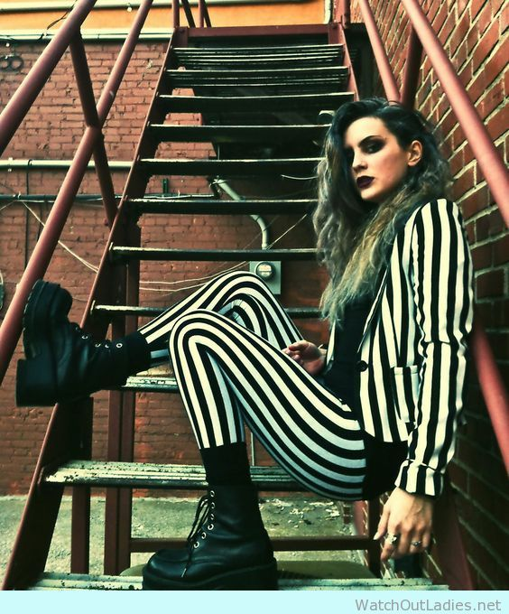 2019 Beetlejuice Costume For Halloween With Striped Blazer I Have Beetlejuice Halloween Costume Beetlejuice Costume Halloween Outfits