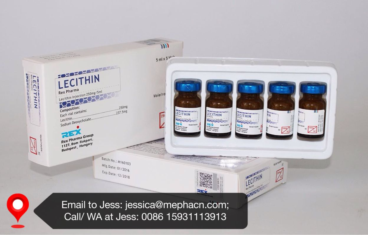 PPC Injection for fat dissolving Lipolysis(phosphatidylcholine