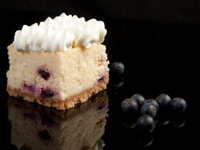 Clásico Cheesecake de Limón & Blueberry