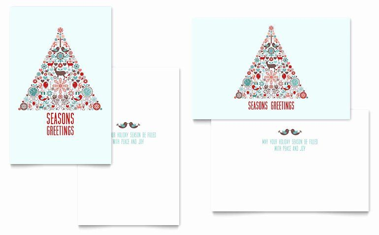 Holiday Card Templates Free Beautiful Holiday Art Greeting Card Template Word Publ Christmas Card Template Holiday Card Template Free Greeting Card Templates