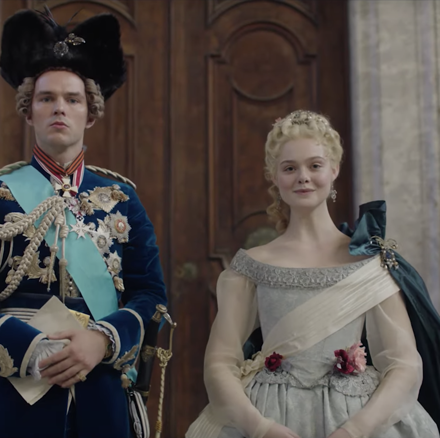 The Great Looks Like Your Next Royal Tv Obsession In 2020 Catherine The Great Greatful Costume Drama