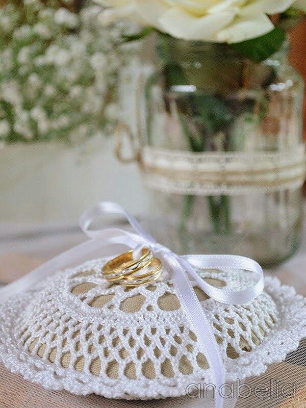 Souvenir crochet boda | Bomboniere ad uncinetto | Pinterest
