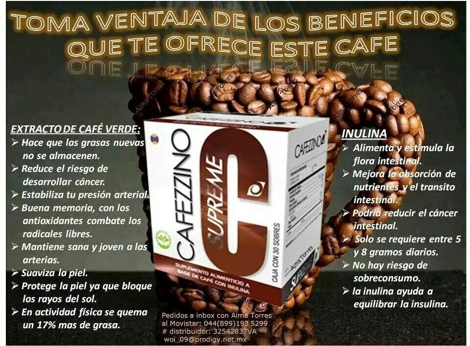 Bajar de peso con cafezzino