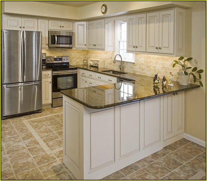 Cabinet Refacing Cost: 80 Beadboard Kitchen Cabinets İdeas #beadboard #Cabinets