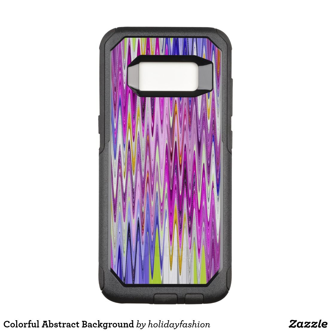 Colorful Abstract Background OtterBox Commuter Samsung