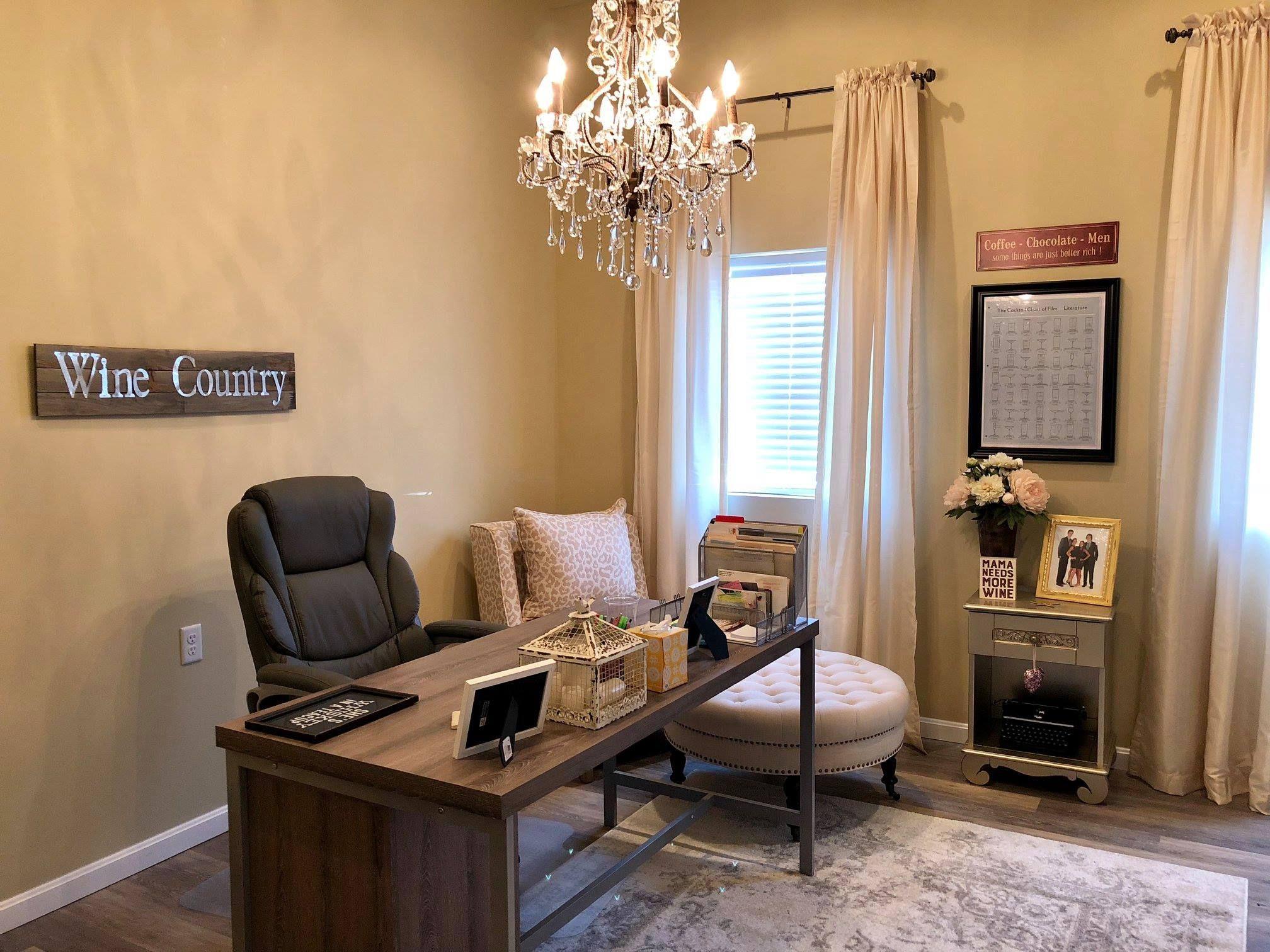 Elegant Office Space Designer Instinct Sherri Blum Celebrity