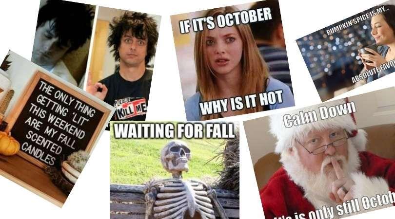 Funny October Memes Funny Good Morning Memes Funny Dad Memes October Memes