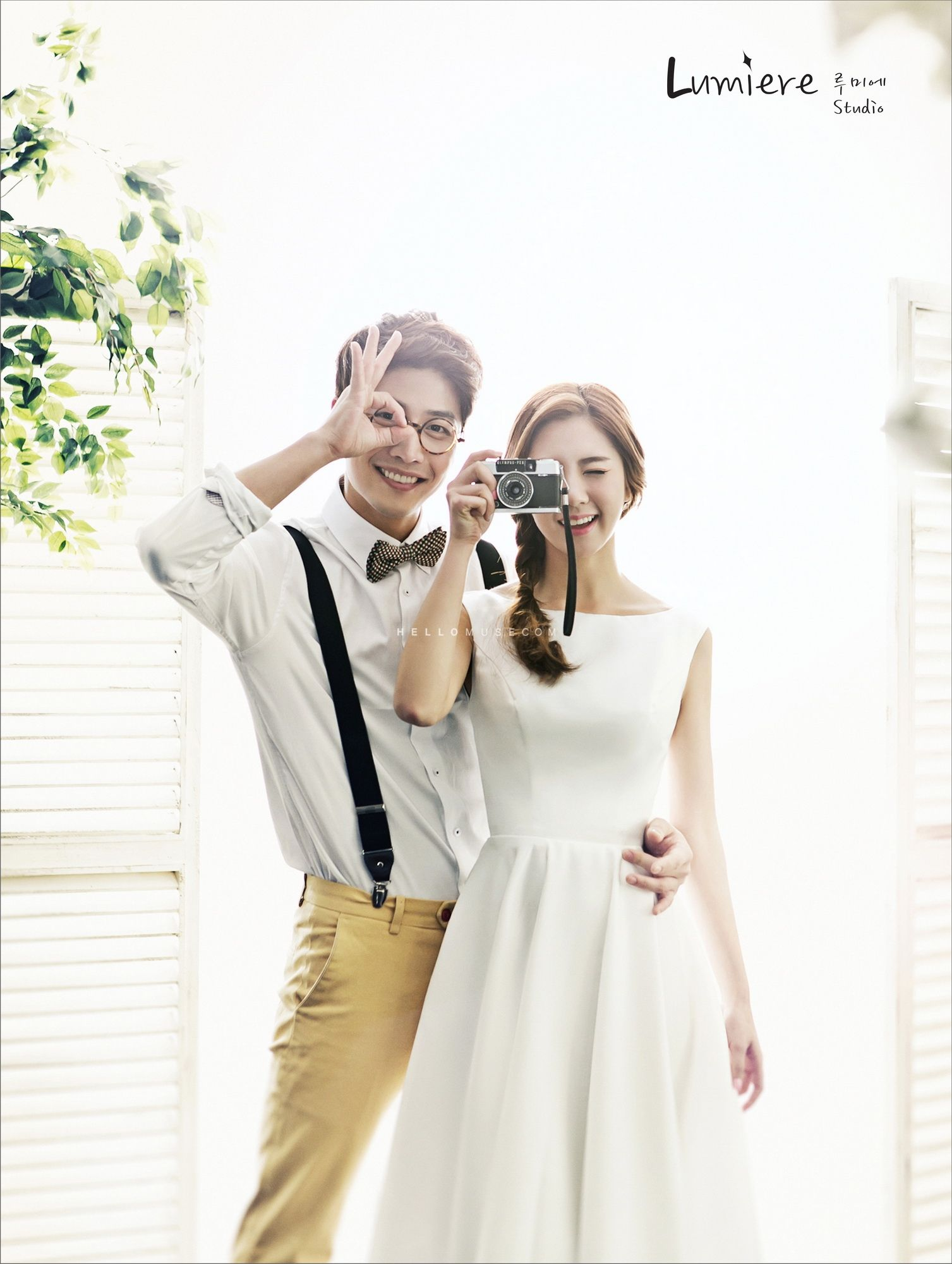 Cute pre wedding photo shoot package Couples