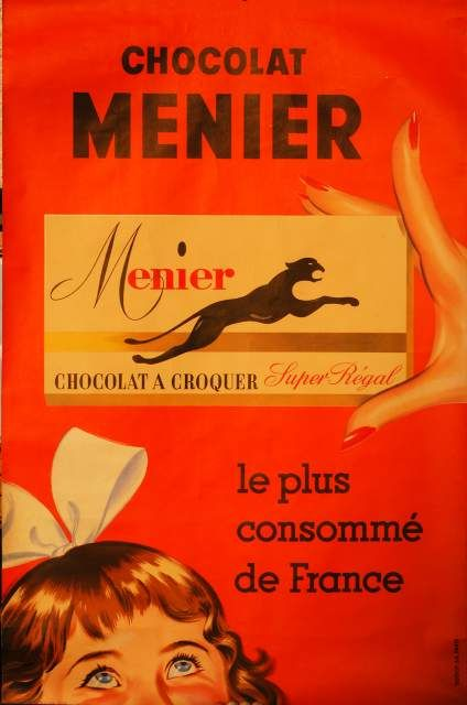 Chocolat Menier (1958)