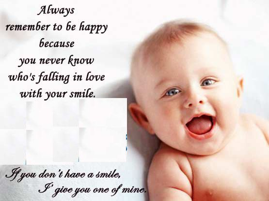 Funny Baby Boy Quotes Sayings