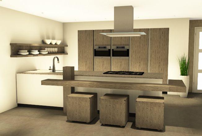 Keuken beurs eigen huis droomkeuken inspiratie beurseigenhuis