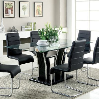 Hokku Designs Florencine Dining Table & Reviews | Wayfair