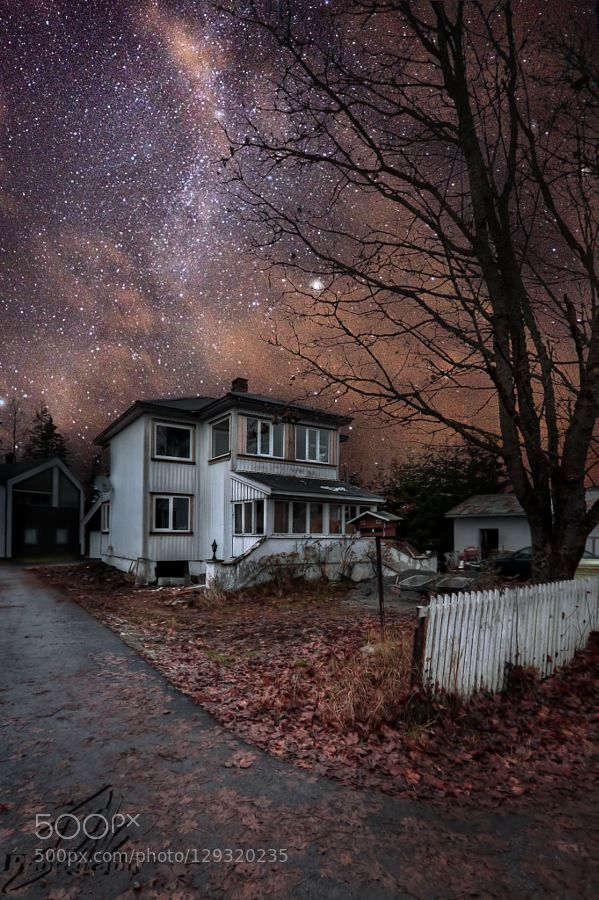 In the shadow of the stars.. by ditteiversen #fadighanemmd