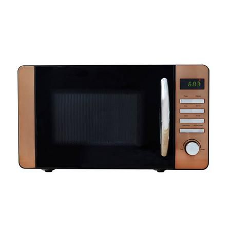 Tower T24020 Manual 6 Power Setting Solo Microwave Black /& Rose Gold 800W 20L