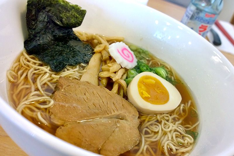 Eat With Your Eyes Mokomiya Ramen In White Plains Eat Food Asian Recipes