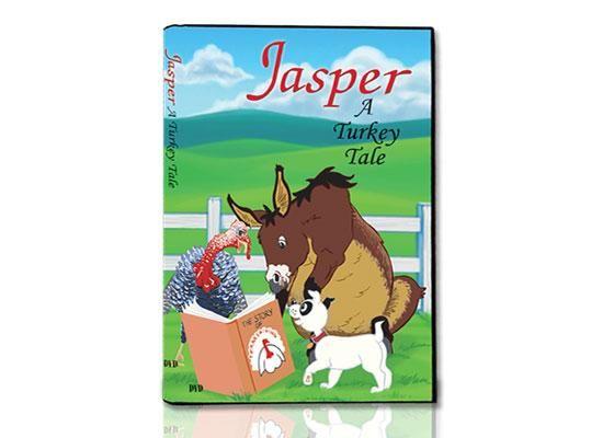 Jasper: A Turkey Tale (DVD)