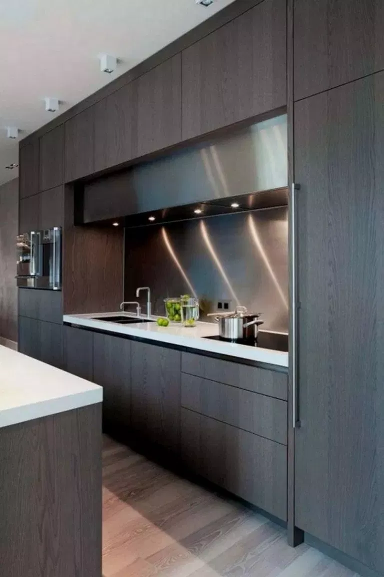 52 Most Beautiful Modern Kitchen Cabinets Ideas 35 Kitchen