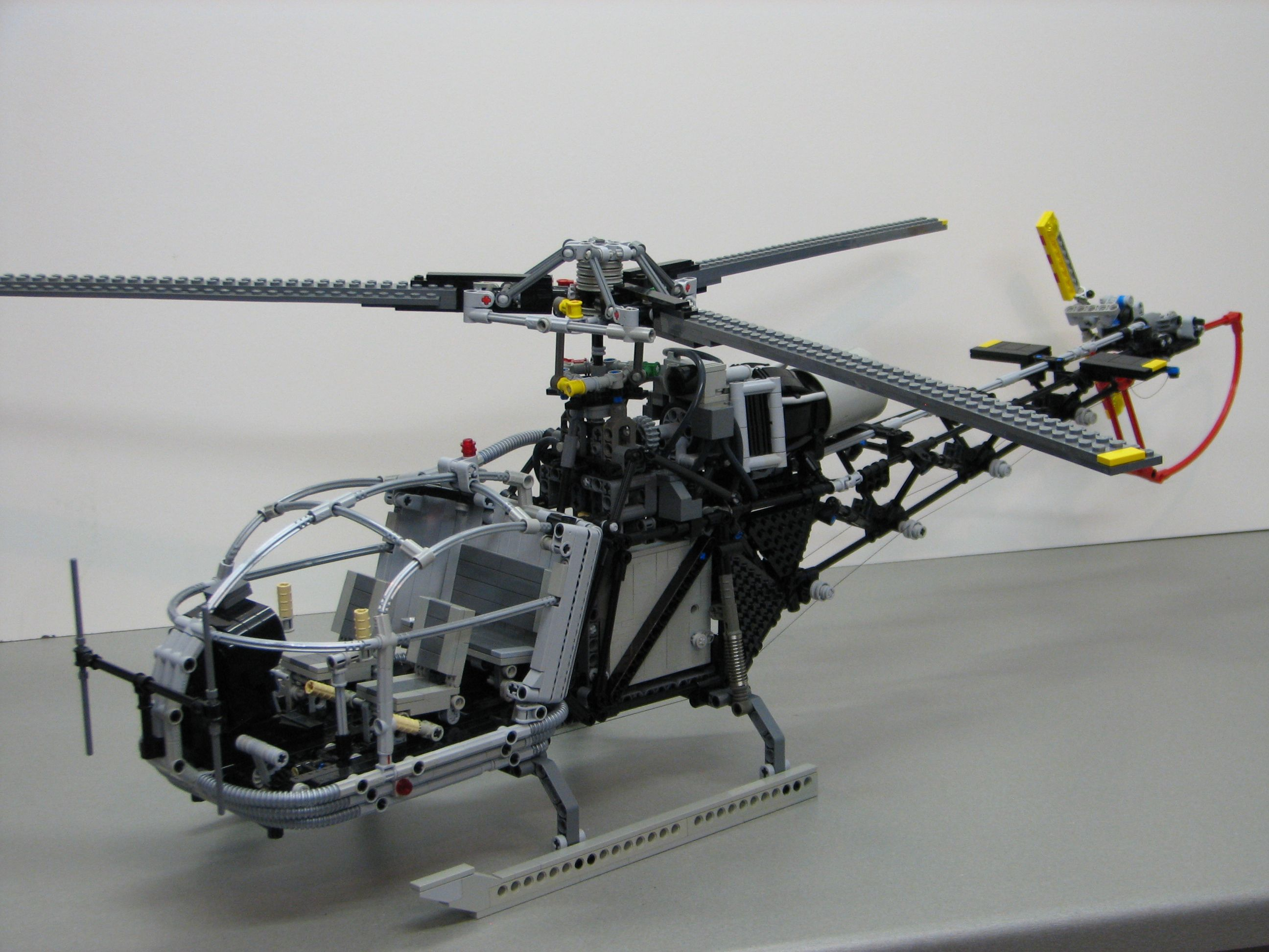 Lego Ii Alouette Véhicules HelicopterHelicopters French K3TlF1cJ
