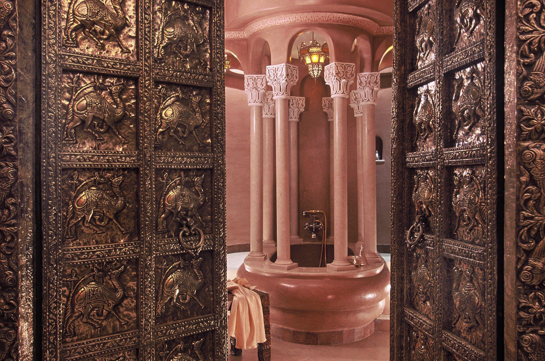 Image result for Dromadaire Suite, La Sultana, Marrakech bathroom
