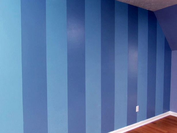 how to paint wall stripes | wall stripes, paint stripes and paint
