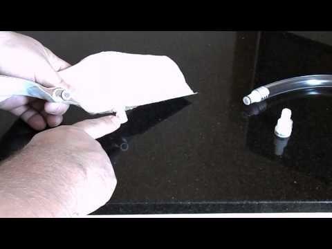 How To Repair Sleep Number Bed Parts Pump Air Chamber Connector Leaks Youtube Sleep Number Bed Air Bed Leak Repair