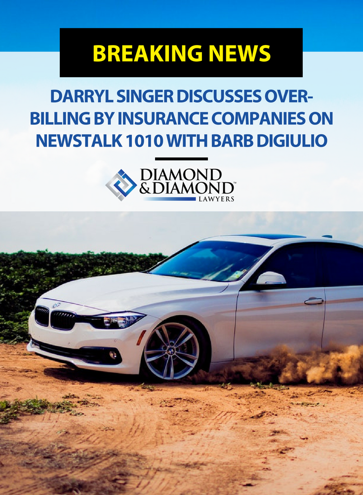 Darryl Singer From Diamond And Diamond Was Recently Featured On
