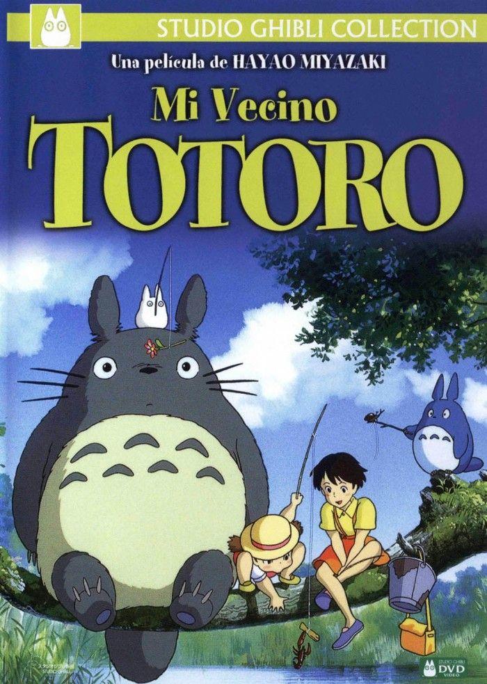 Mi Vecino Totoro Ver Pelicula Completa Anime Films Totoro Kid Movies