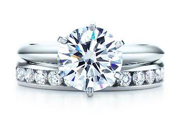 My 2ct Tiffany future ring :D