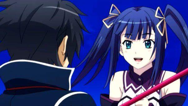 Anime:Kuusen Madoushi Kouhosei no Kyoukan--Yuri | Sky wizards ...
