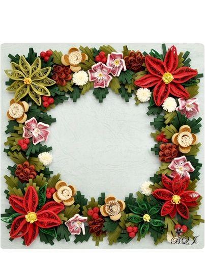wreath by catrulz