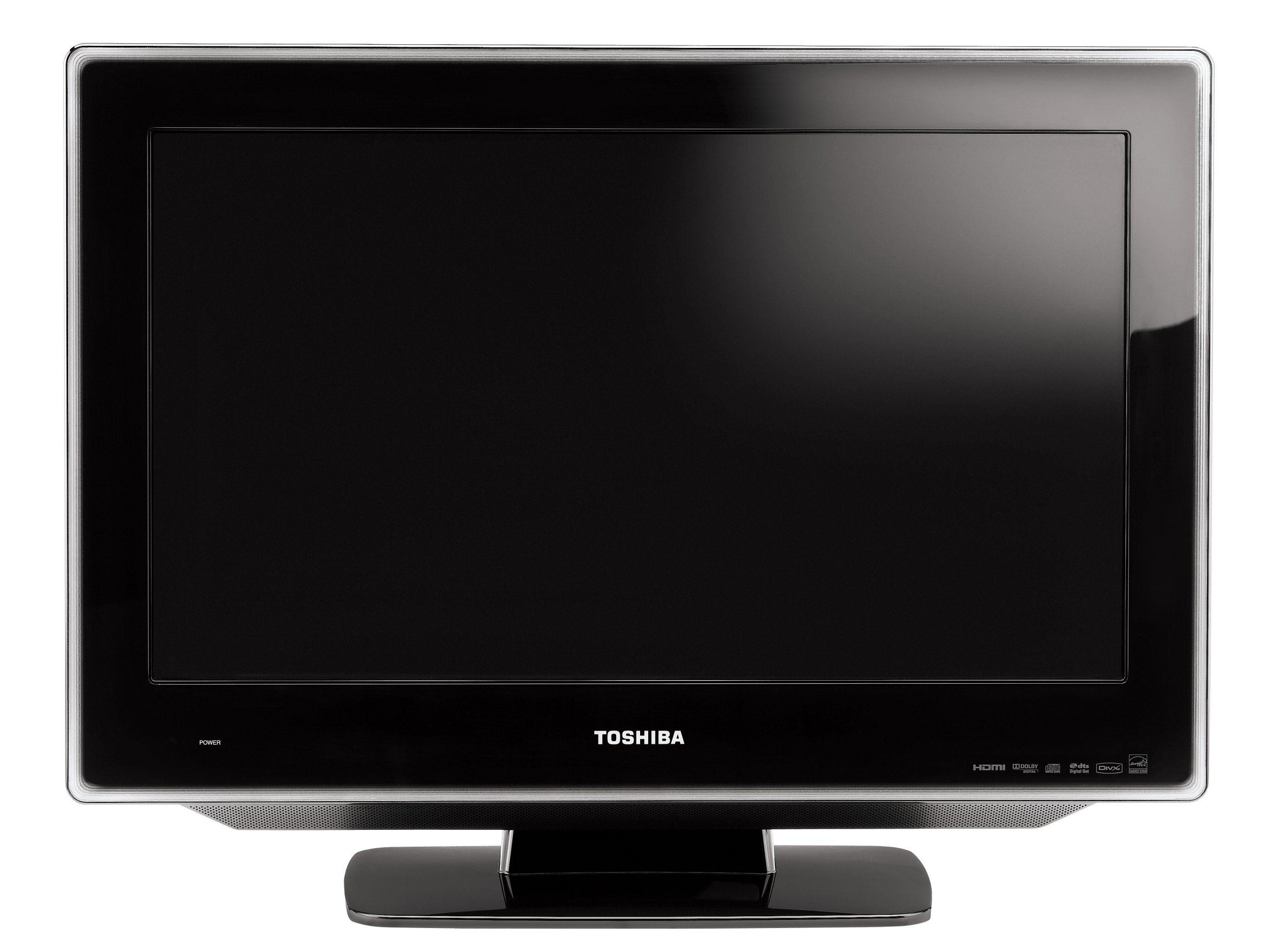 Toshiba 26lv610u 26 Inch 720p Lcd Tv With Built In Dvd Player Black Lcd Tv Toshiba Dvd Player