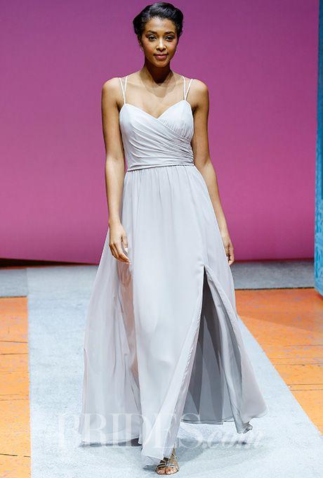 Brides.com: . Bridesmaid dress by Alfred Angelo