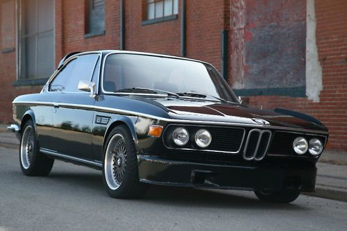 What A Beauty Bmw 2800 Cs On Ebay Bmw Bmw Classic Bmw 10
