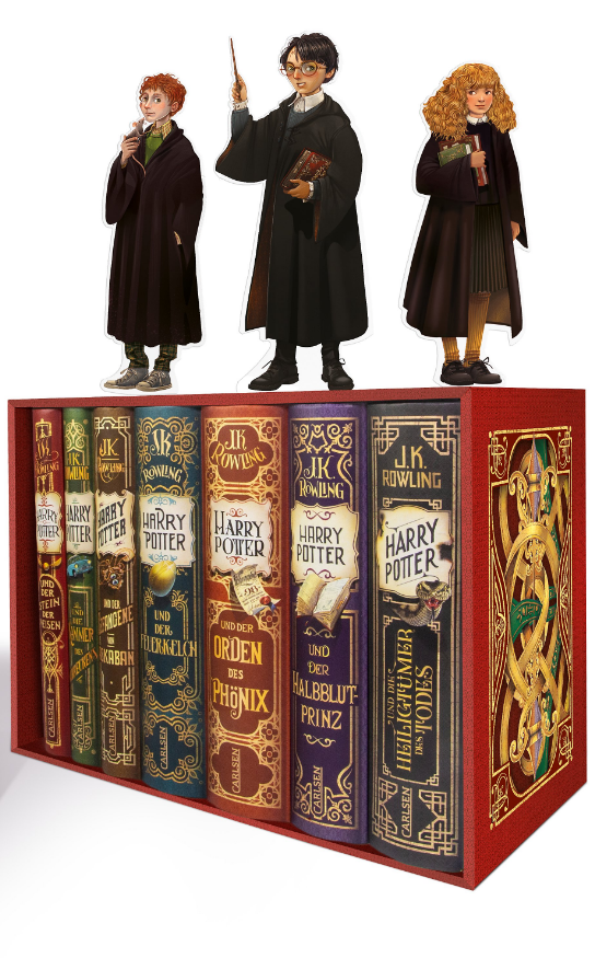 Harry Potter 7 Vols Harry Potter Harry Potter