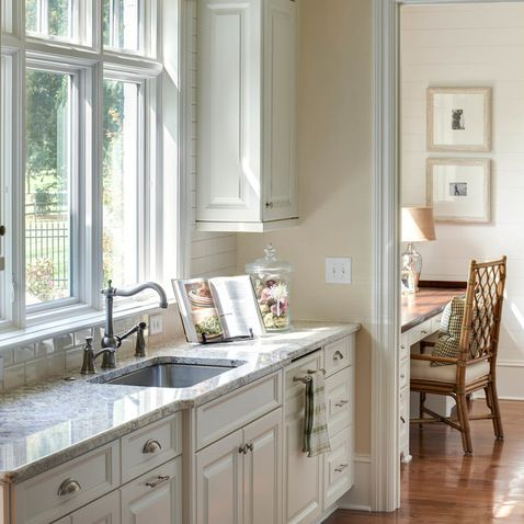 Walls Sherwin Williams 6119 Antique White Cabinets Benjamin Moore
