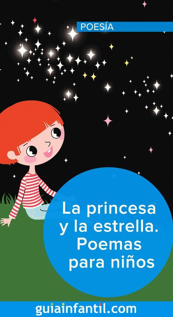 Este #poema tan bonito encanta a los #niños. ¡No te lo pierdas! #GuíaInfantil #estrella #niños #para #Poemas #Princesa #Salud bucal nivel inicial #tradicionales