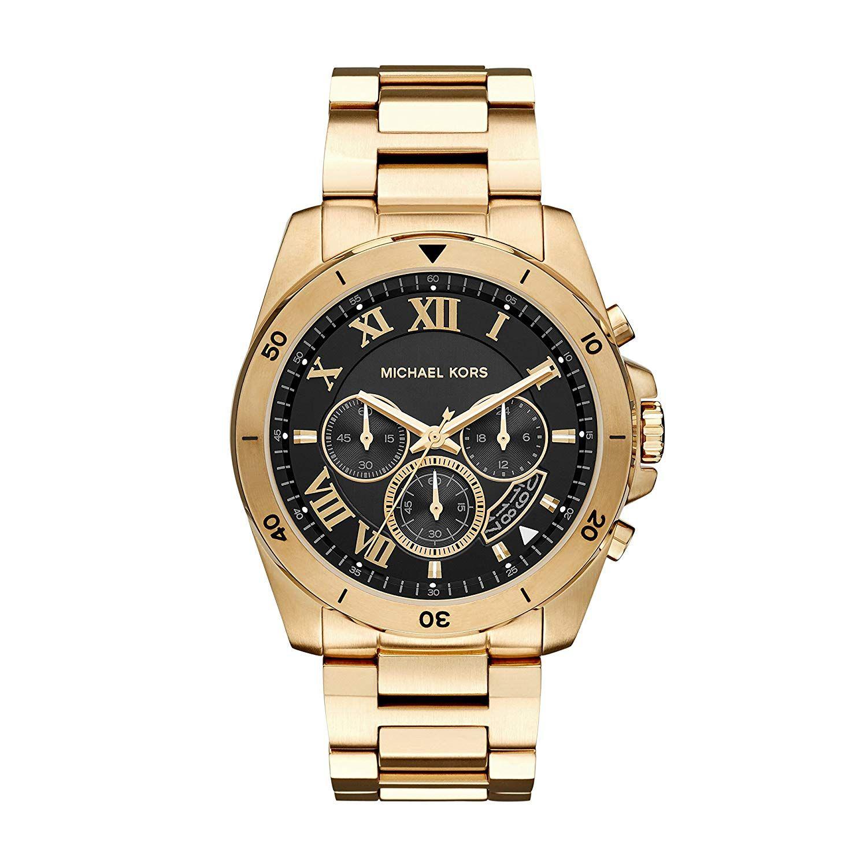 Michael Kors Herren Uhr Mk8481 Amazon De Uhren Uhren Herren Michael Kors Uhr Herrin
